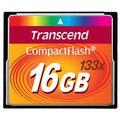 Карта памяти CF Transcend 16Gb 133x (TS16GCF133)