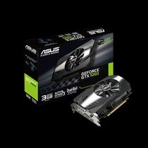 Видеокарта PCI-e: GeForce GTX 1060 Asus (3Gb, GDDR5, 192 bit, 2*DVI, 1*HDMI, 2*DP) 90YV0A64-M0NA00