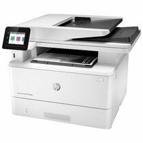 МФУ HP LaserJet Pro M428dw RU (A4/ Лазерная/ Черно-белая/  ADF, дуплекс, 38 стр/ мин,,USB, LAN, WiFi)(W1A31A)