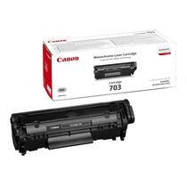 Тонер-картридж: Canon 703 (black) [для Canon LBP2900, LBP3000] (7616A005)