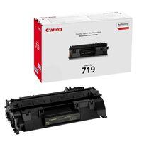 Тонер-картридж: Canon 719 (black) [для Canon i-Sensys: LBP6300DN, LBP6650DN, MF5940DN, MF5980D] (3479B002)