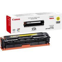 Тонер-картридж: Canon 731Y (yellow) [для Canon i-SENSYS LBP7100Cn/ 7110Cw] (6269B002)