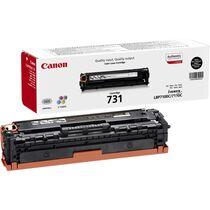 Картридж Canon 731BK (black) [для Canon i-SENSYS LBP7100Cn/ 7110Cw] (6272B002)