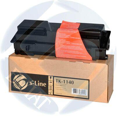 Тонер-картридж Kyocera FS-1035MFP TK-1140 7200k (+чип) Булат s-Line [FS-1035 MFP/ DP/ FS-1135 MFP]