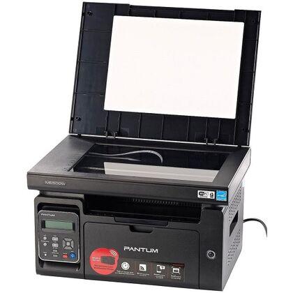МФУ Pantum M6500W [А4/ Лазерная/ Черно-белая/ USB/ Wi-Fi] (M6500W)