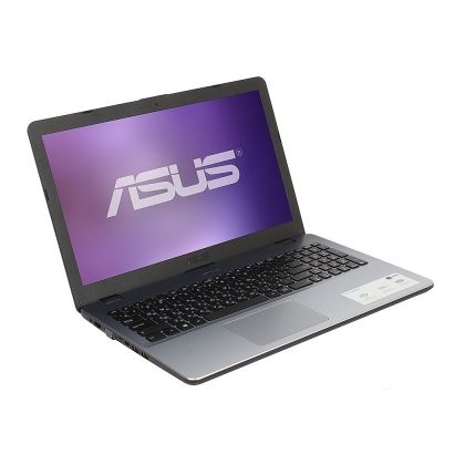 "Ноутбук Asus 15,6""/ Intel Pentium 4405U (2.1GHz)/ 8Gb/ HDD 1TB/ Intel HD Graphics 510 (1920x1080)/ No ODD/ Linux/ Серый  X542UA-DM572 (90NB0F22-M07670)"