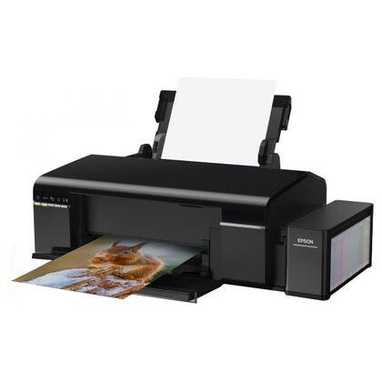 Принтер Epson L805 [A4, USB, Wifi, Cartridge: T67324, T67344, T67334, T67314, T67354, T67364] (C11CE86403)